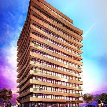 پروژه ای مدرن در شهر فاماگوستا